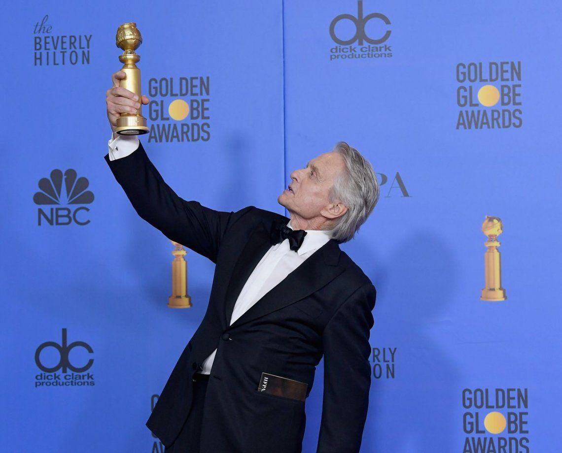 Las fotos de todos los ganadores de los Globos de Oro