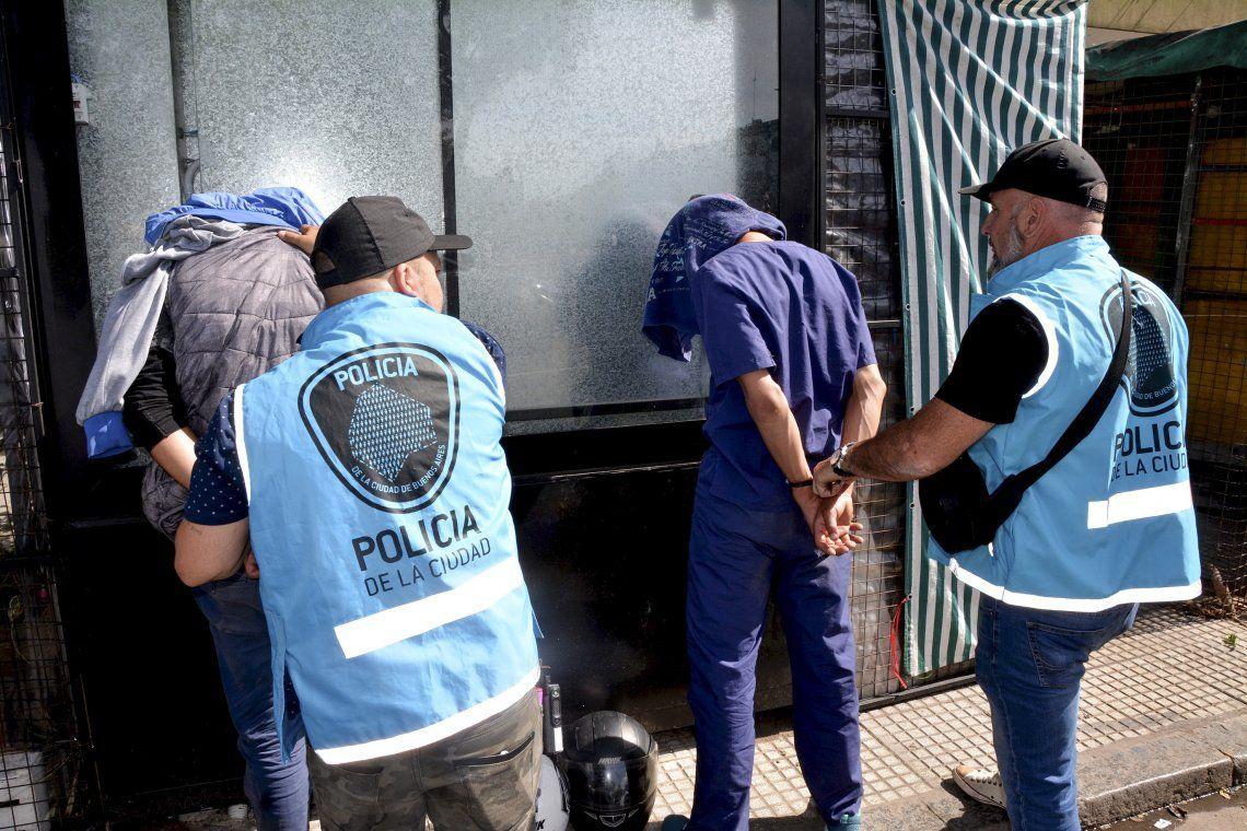 Para Bullrich el 20% de las personas que están detenidas son extranjeras