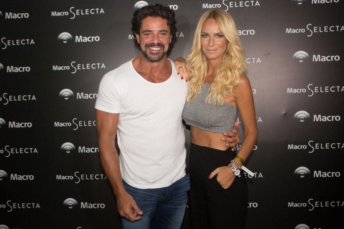 ¿Qué dijo Sabrina Rojas sobre la difusión de las fotos hot de  Luciano Castro desnudo?