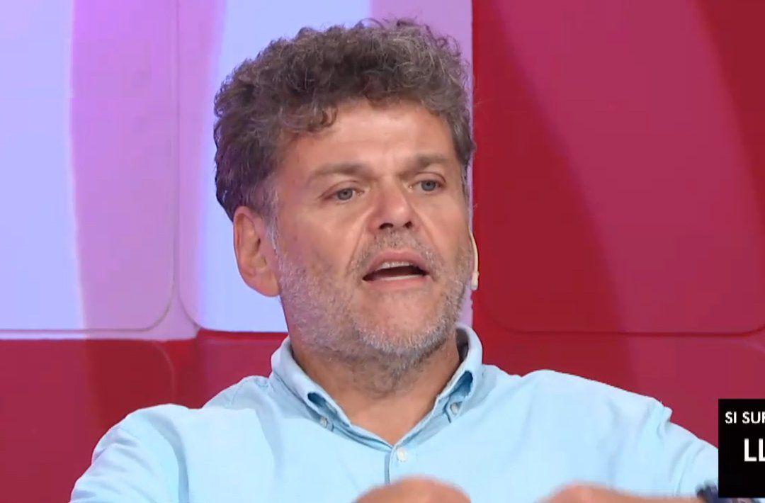 Alfredo Casero defendió a Juan Darthés: Acusarlo es como violarlo