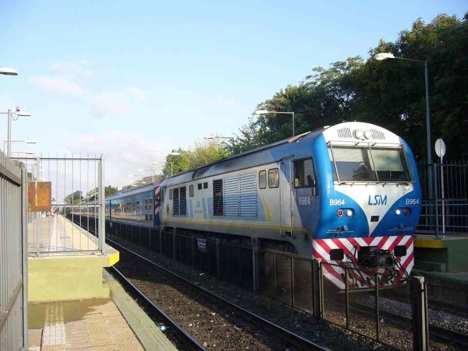 Micros del tren San Martín: crecen las quejas por lo lleno que están en horas pico y porque algunos no llegan a la estación del Mitre