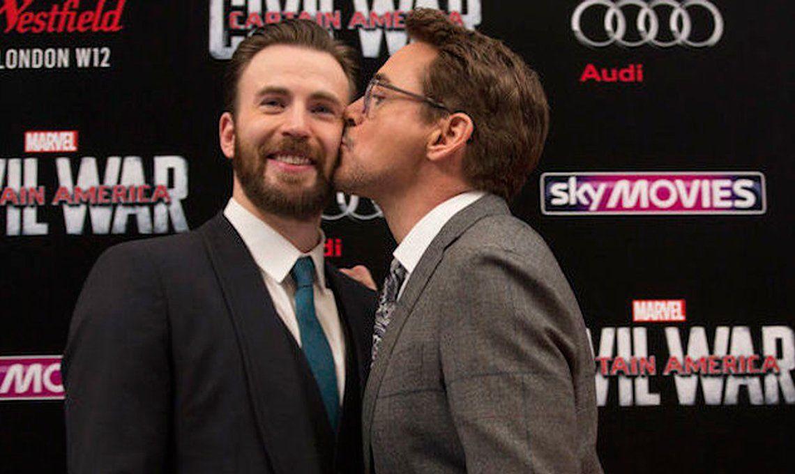 Avengers: Endgame | El divertido gaste de Robert Downey Jr. a Chris Evans por su percepción de la tecnología
