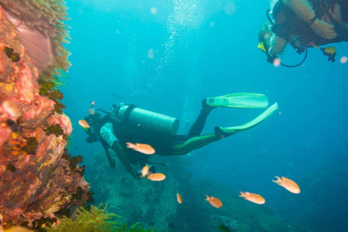 Una turista argentina murió durante un bautismo de buceo en Tailandia