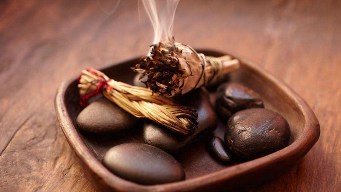 El humo de los sahumerios es dañino para la salud