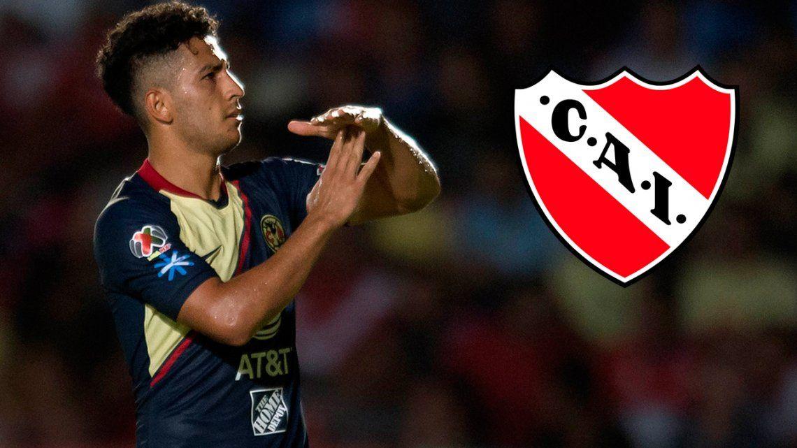 ¿Cómo juega Cecilio Domínguez, el posible refuerzo de Independiente?