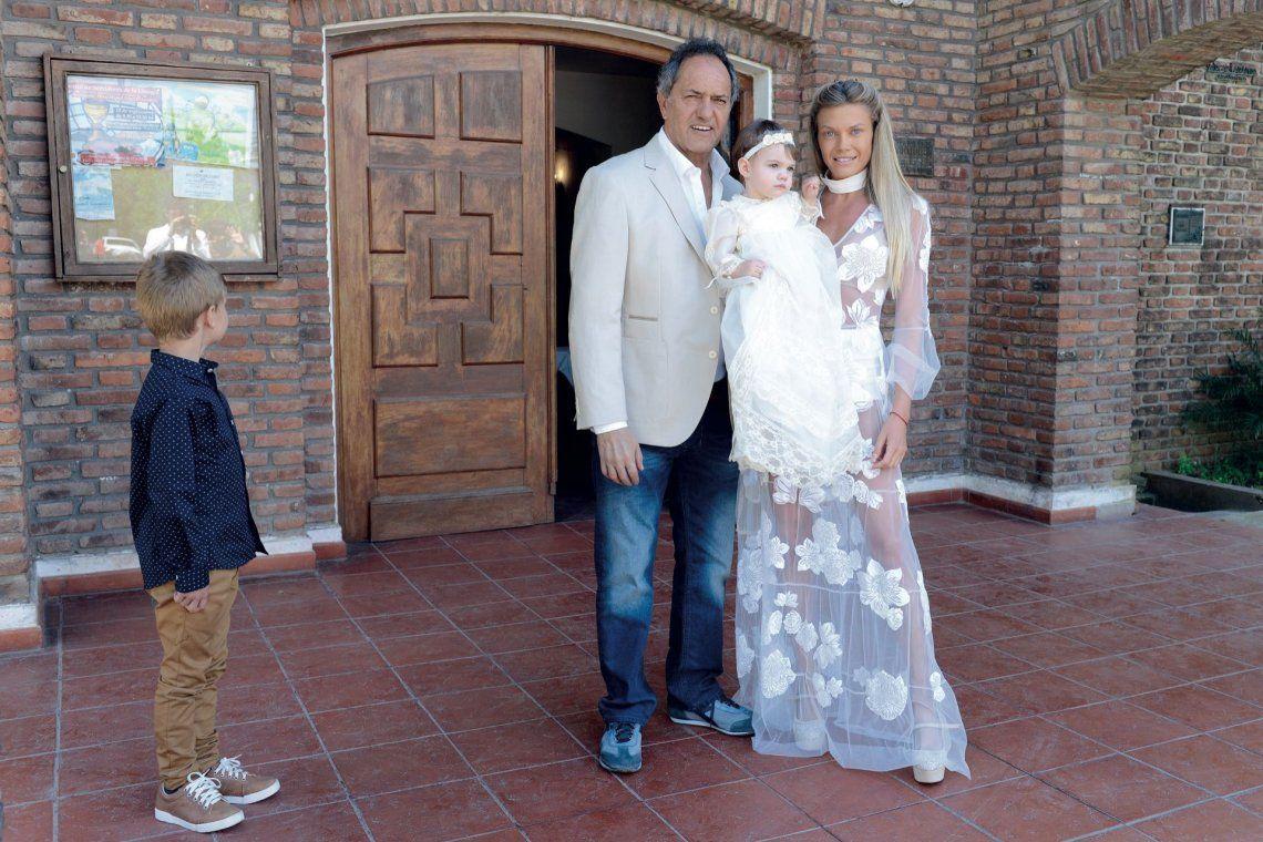 Gisela Berger: Con Scioli estaba presa en mi propia casa y hubo malos tratos