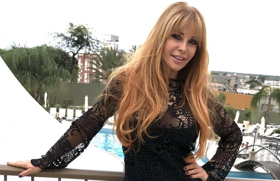Graciela Alfano confesó que fue abusada cuando era niña