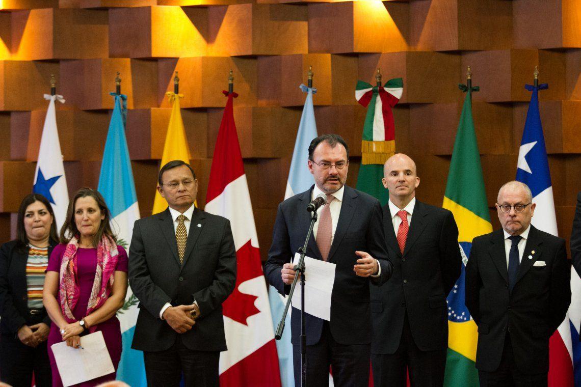 Jorge Faurie: Nicolás Maduro se deja llevar por expresiones ridículas