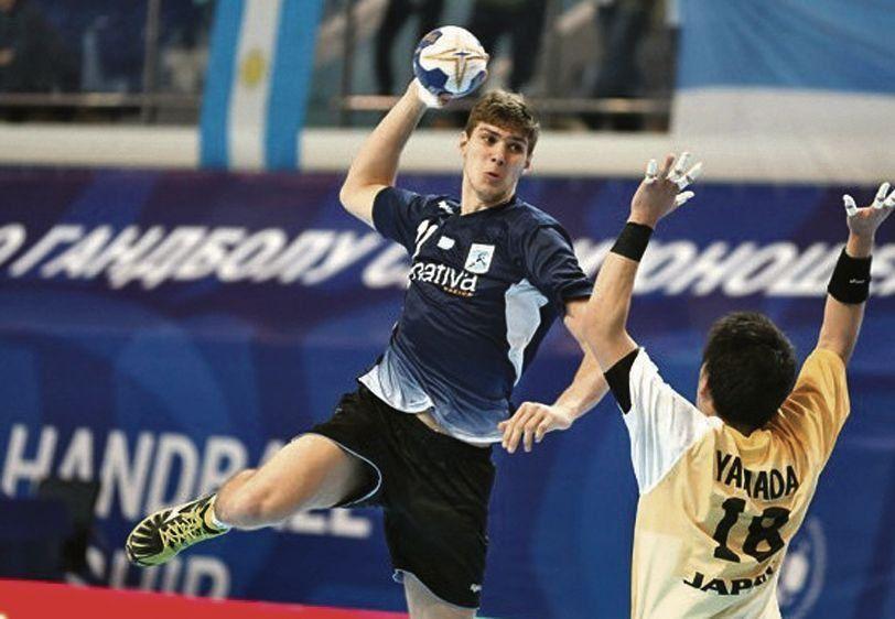 dFischer y Los Gladiadores quieren dar su primer paso en el Mundial.