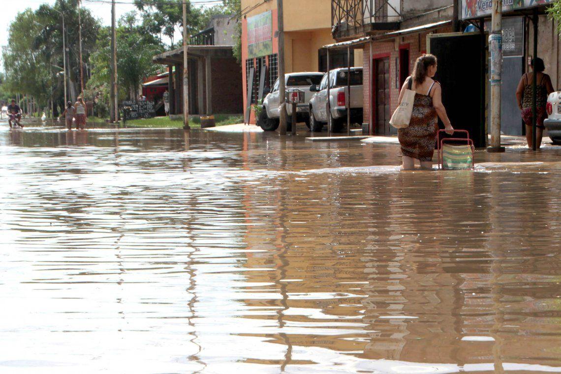 Temporal en el Litoral: 4 muertos y más de 5 mil familias asistidas