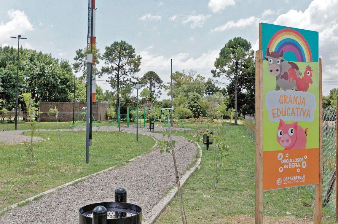 El espacio reafirma el posicionamiento de Berazategui como Ciudad Mascotera.