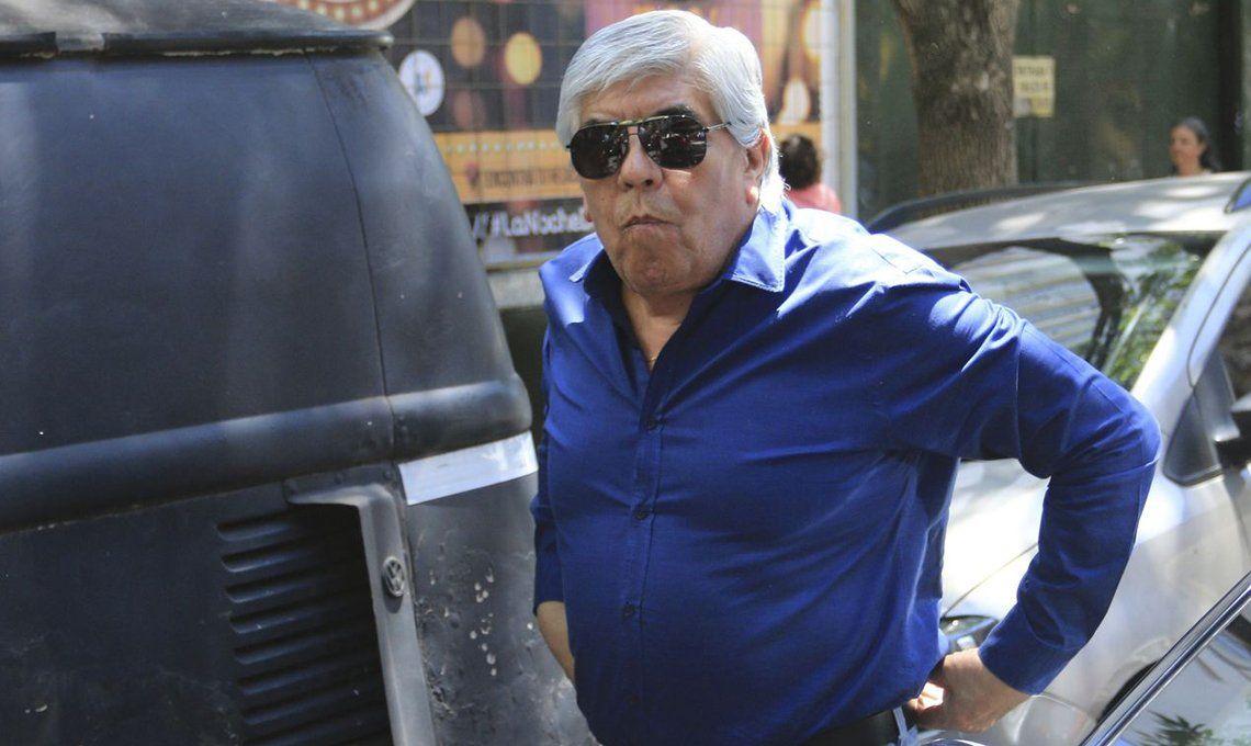 Hugo Moyano anticipó un paro general y dijo que Urtubey no puede ser parte de la interna del peronismo