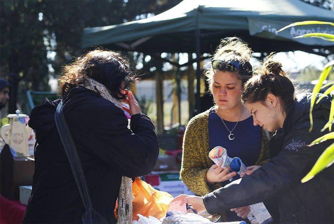 Quilmes: primera Feria Agroecológica de verano