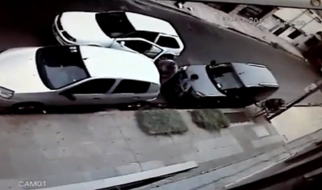 Quilmes: utilizó a un niño para intentar robar un auto