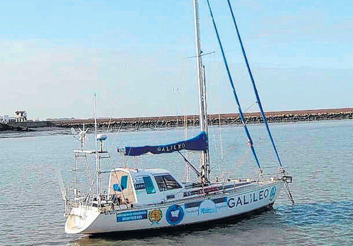 dEl Galileo inició sus travesías en 2017.