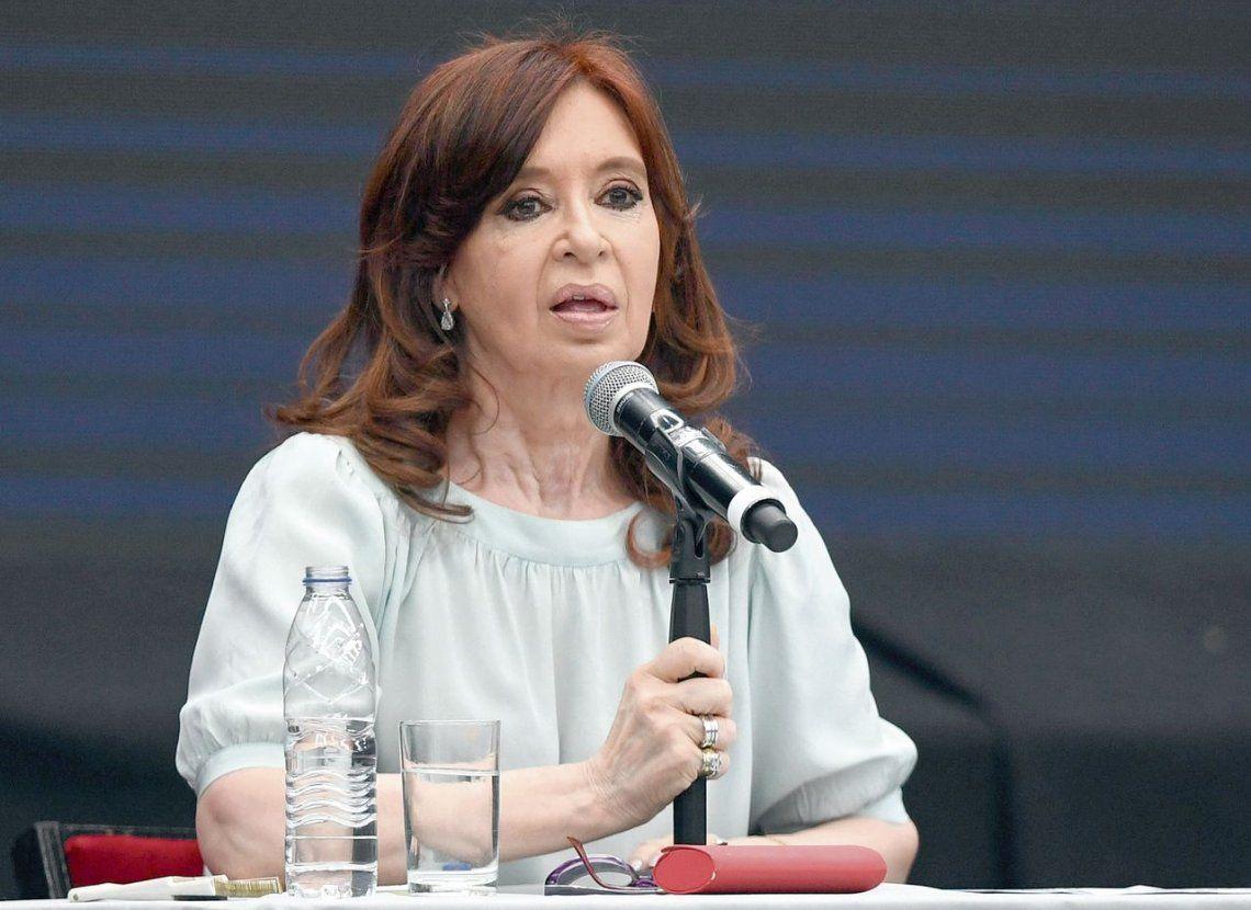 La candidatura que eligió Cristina Fernández de Kirchner
