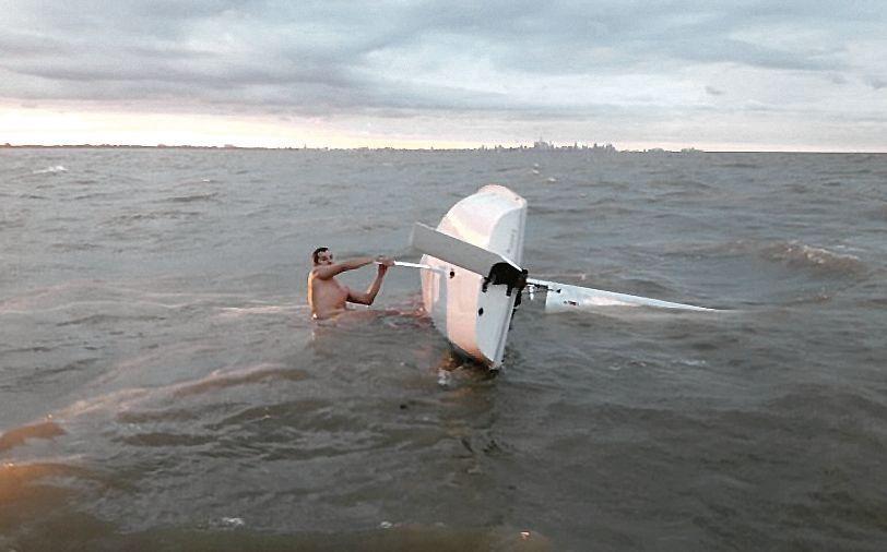 Quilmes | Rescataron a tres veleros y sus dos tripulantes