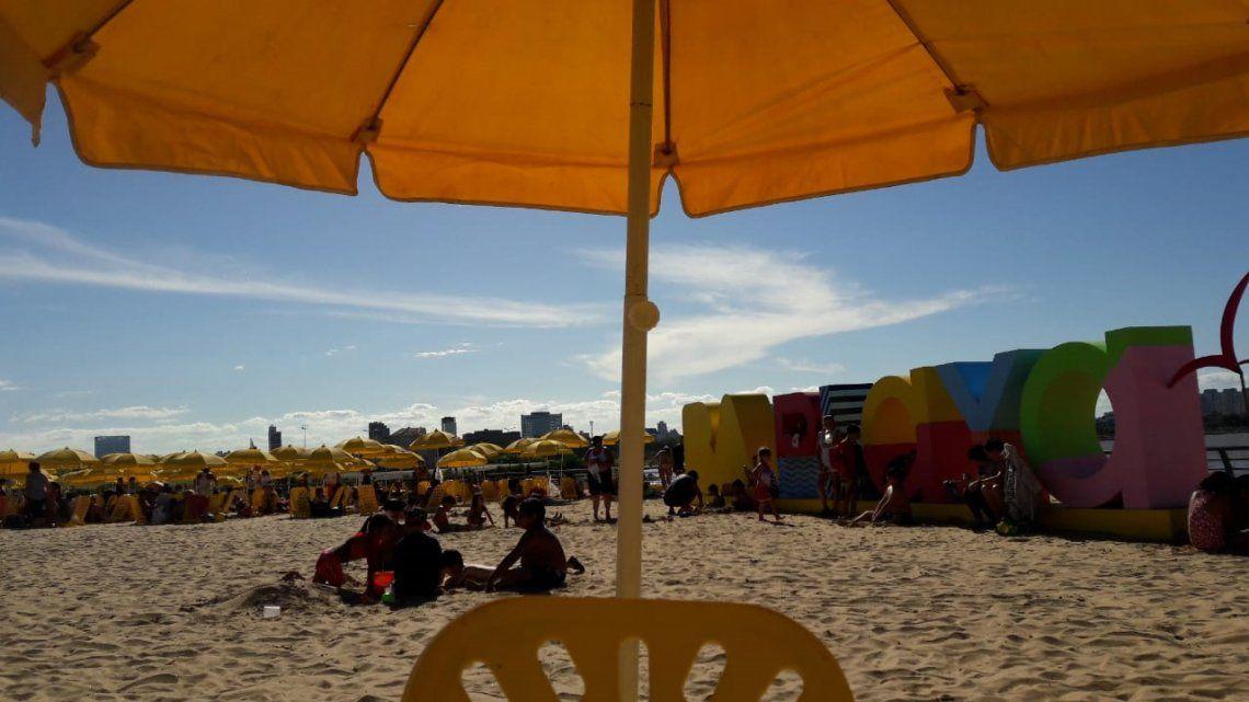 Buenos Aires Playa: una opción para disfrutar el verano en la ciudad