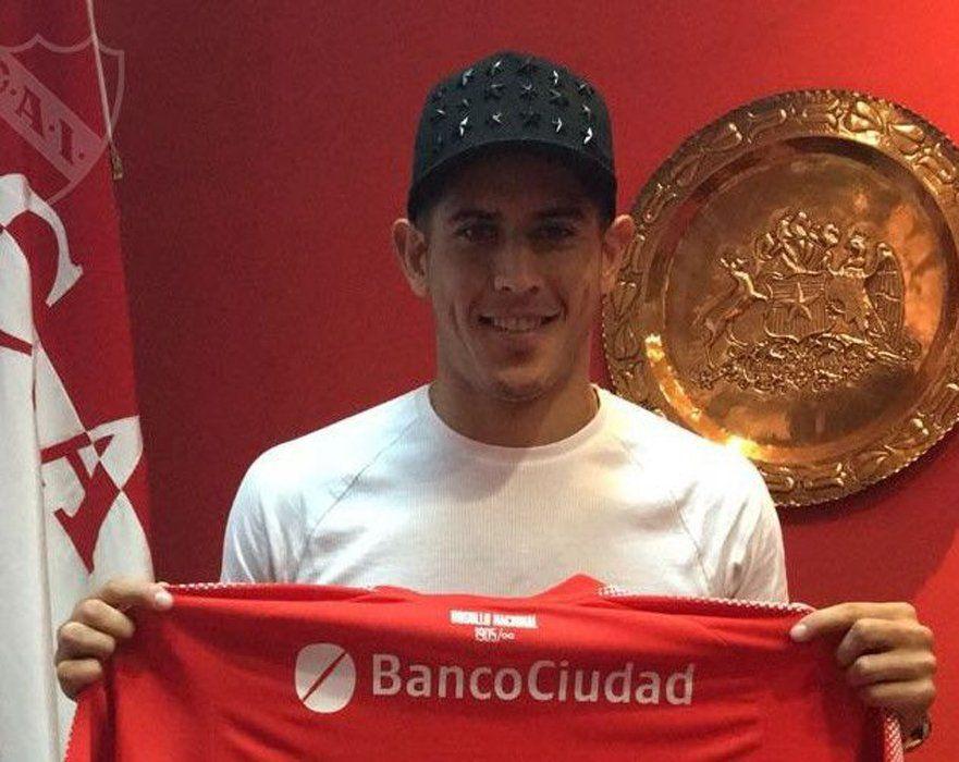 Alan Franco, jugador de Independiente, chocó a una mujer embarazada
