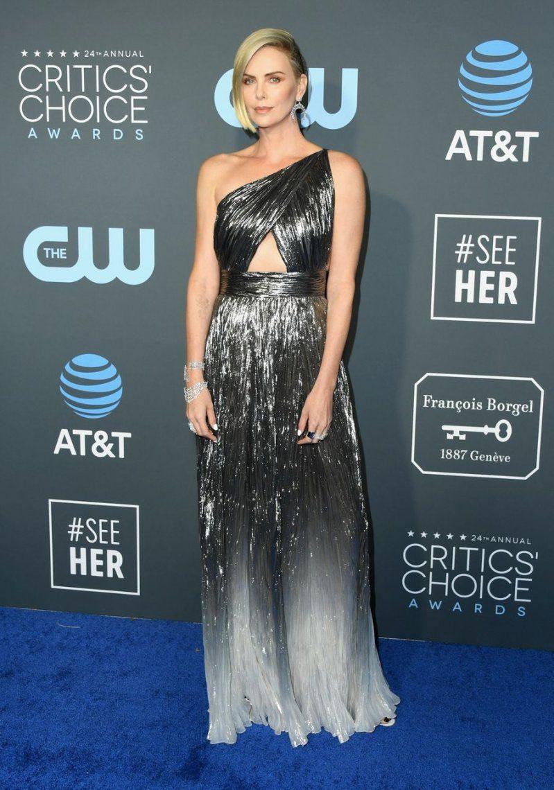 #CriticsChoiceAwards | Los mejores vestidos de la Blue Carpet