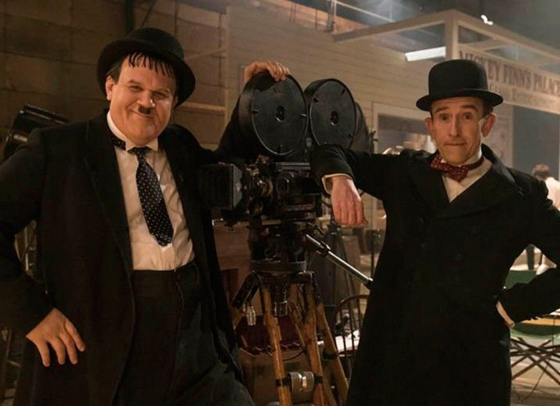 John Reilly: Me aterraba hacer a Oliver Hardy