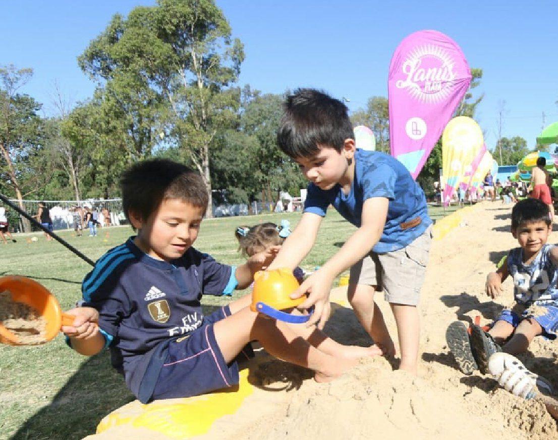 Lanús Playa: quieren repetir el éxito de un programa veraniego