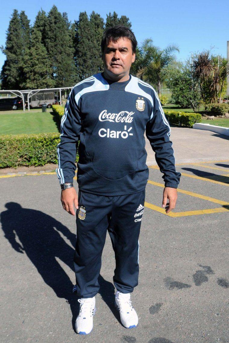 Velan al Tata Brown en la sede de su Estudiantes de La Plata