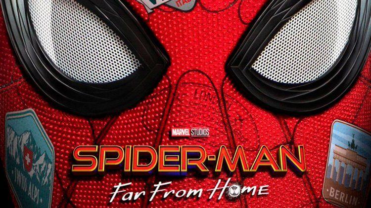 Spider-Man: Far From Home: el primer trailer ya está entre nosotros