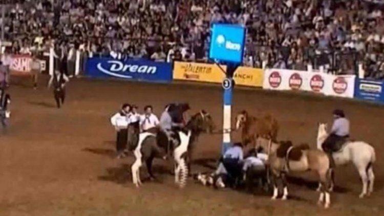 Sacrificaron un caballo en el festival de Jesús María y retornó la polémica