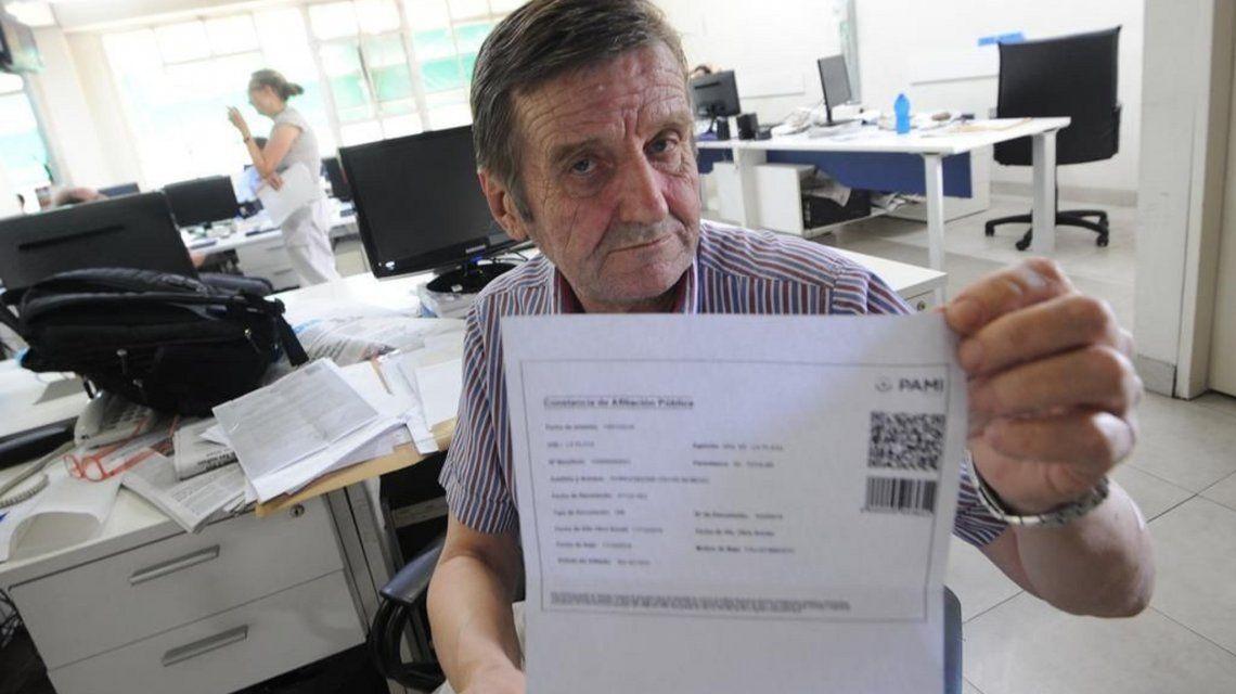 ANSES, PAMI y el Banco Nación lo dieron por muerto: la pesadilla que tuvo que vivir un hombre para cobrar su jubilación