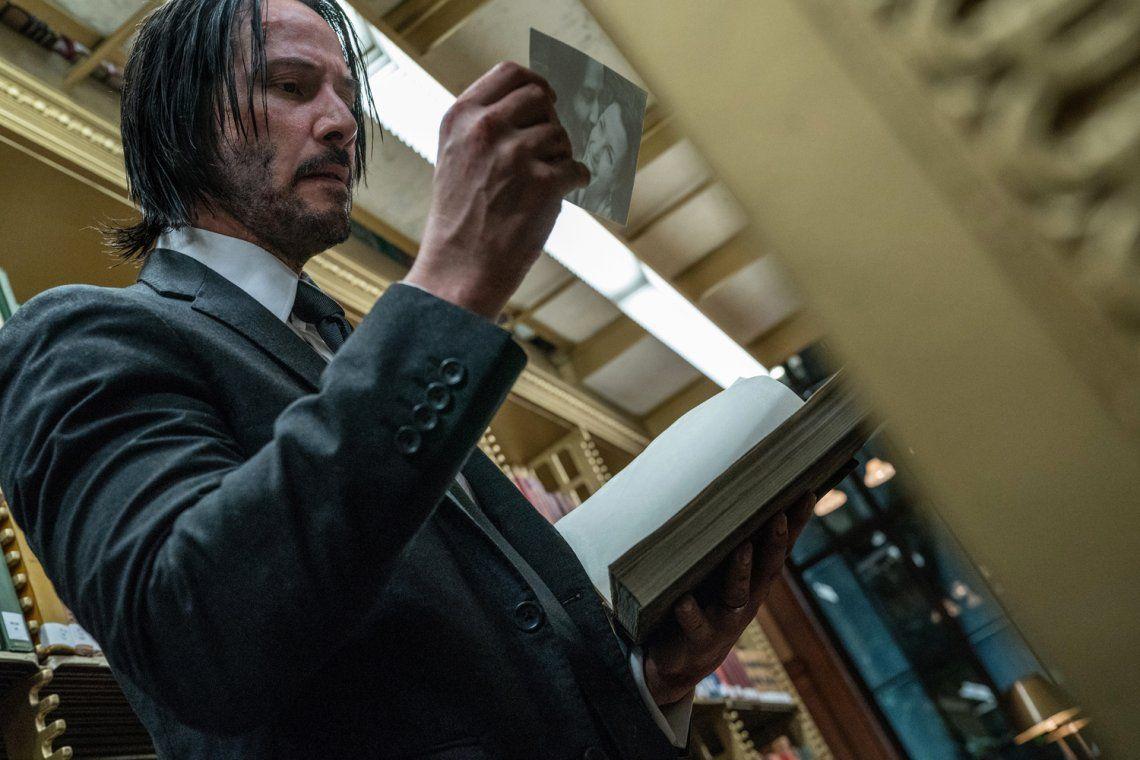 Todos los sicarios quieren la cabeza de Keanu Reeves en el primer trailer de John Wick: Chapter 3 – Parabellum