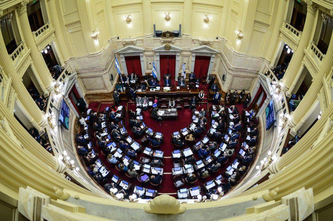#8M   El Gobierno reglamentó la ley de paridad de género en ámbitos de representación política