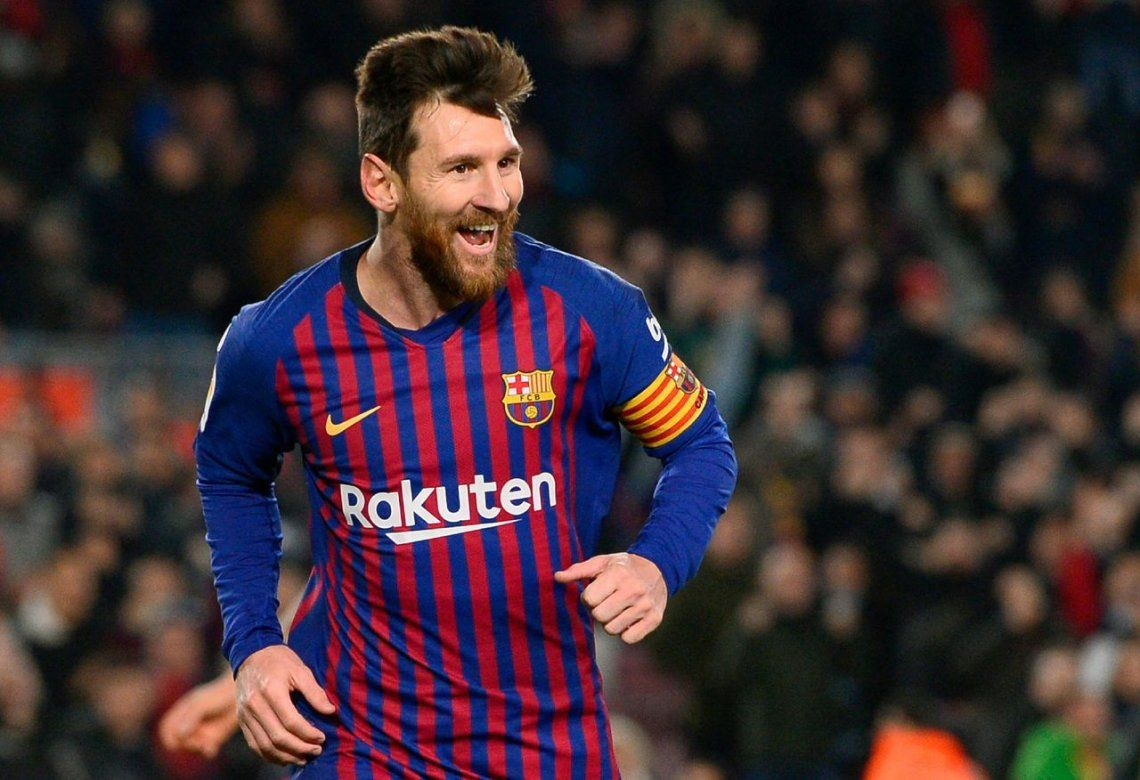 Lionel Messi eterno: Barcelona quiere darle un contrato de por vida