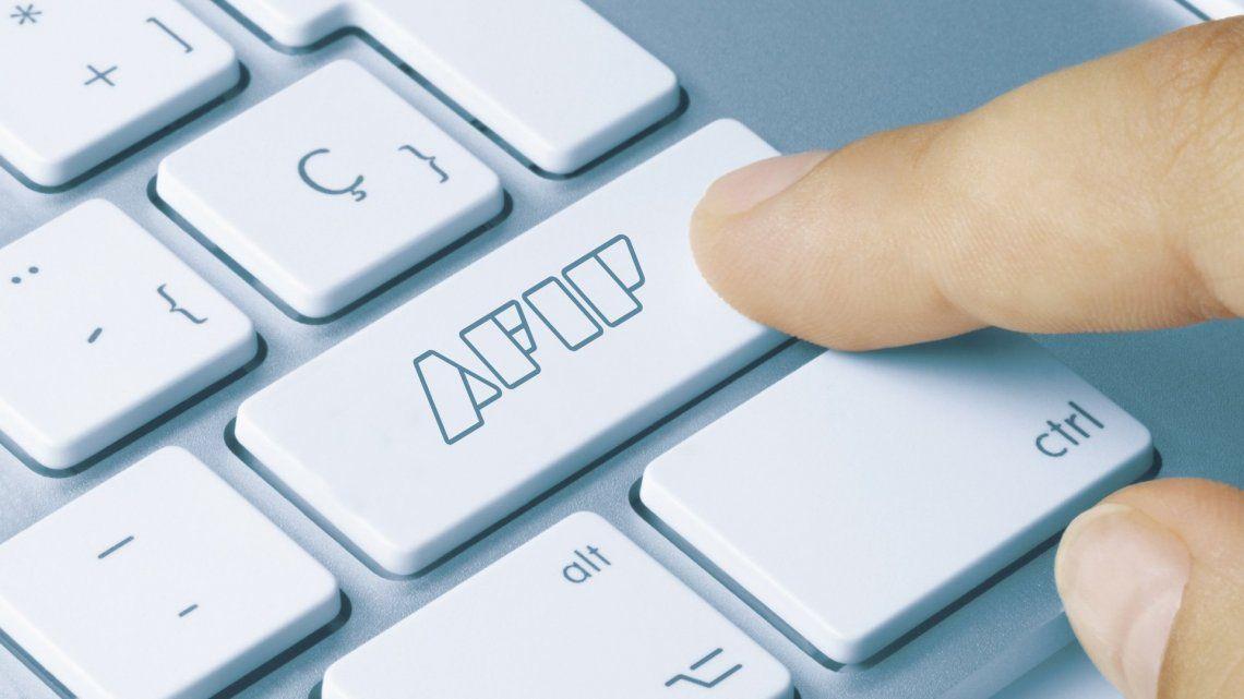 La AFIP ratificó el plan de facilidades de pago