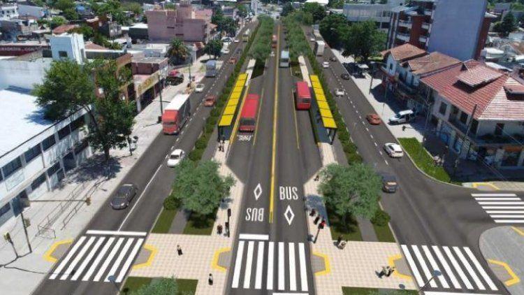 Florencio Varela: llaman a licitación para la obra del Metrobus
