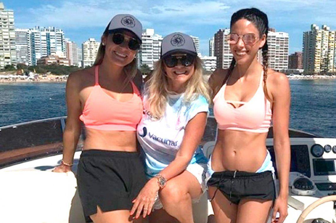 Ana Rosenfeld confirmó que sigue la demanda de Rocío Oliva contra Diego Maradona