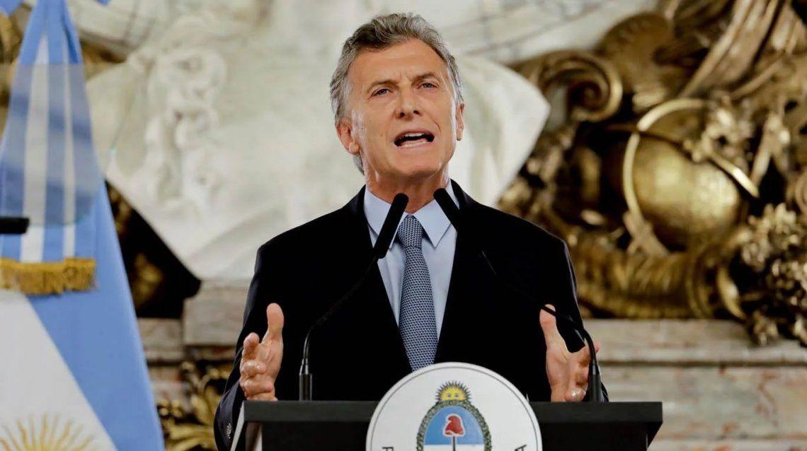Argentina reconoció a Guaidó como legítimo presidente de Venezuela