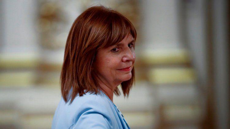 Bullrich: El velorio de Néstor Kirchner fue una puesta en escena