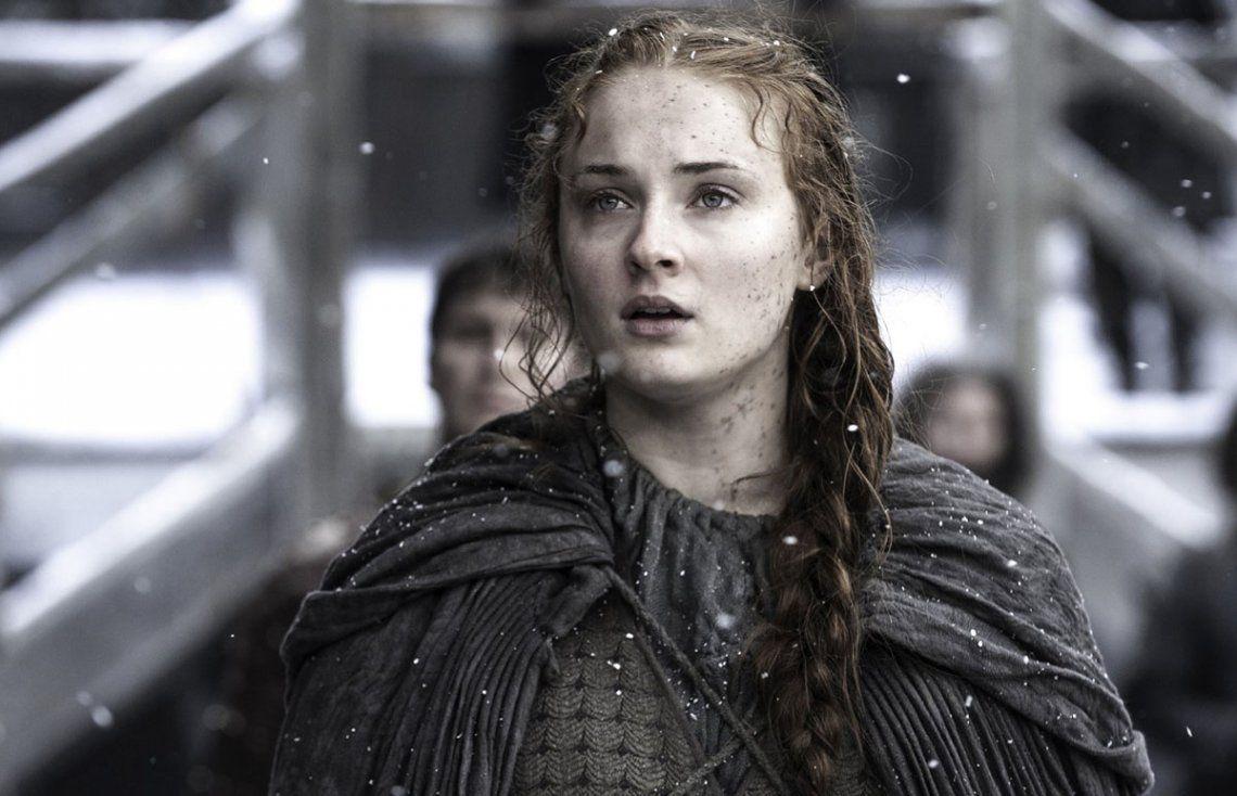 Game of Thrones: ¡Sansa Stark reveló el final de Juego de Tronos!