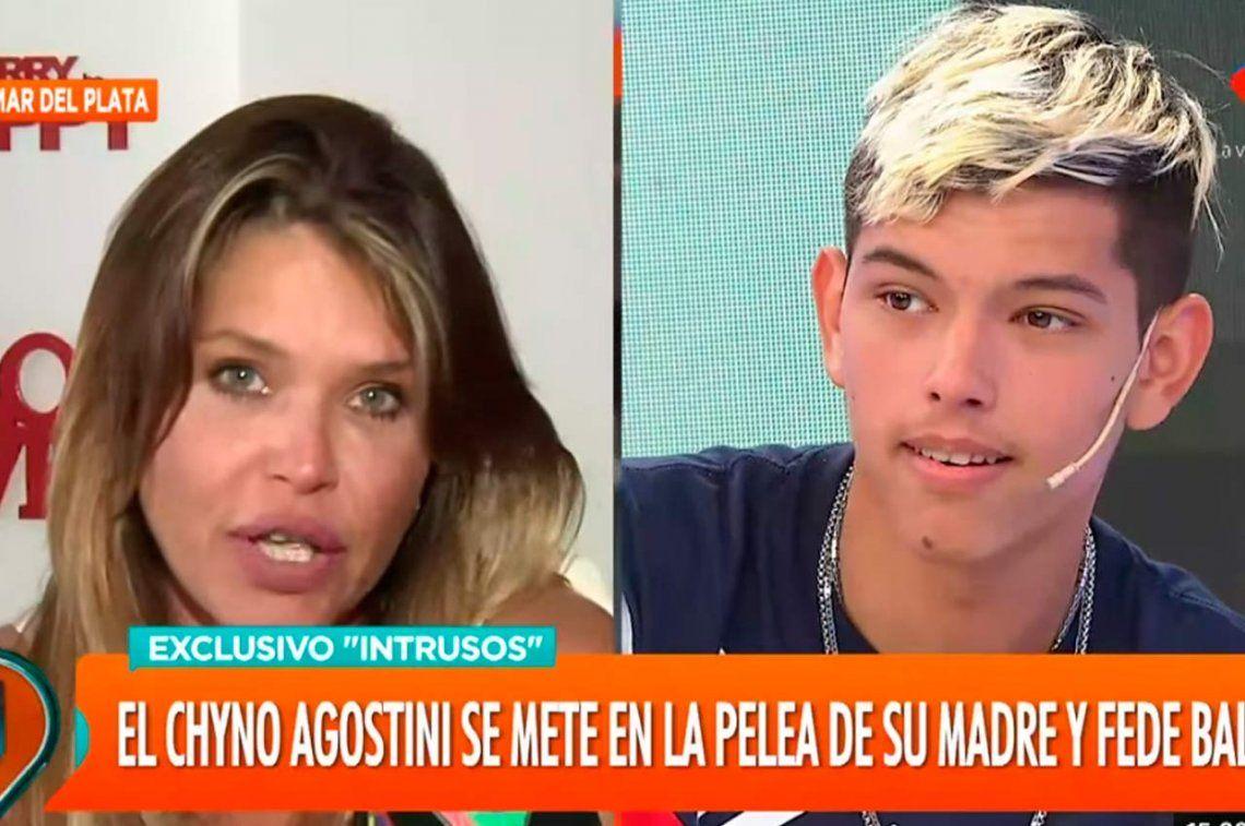 El Chyno Agostini quiere cortarse solo: no soy hijo de nadie
