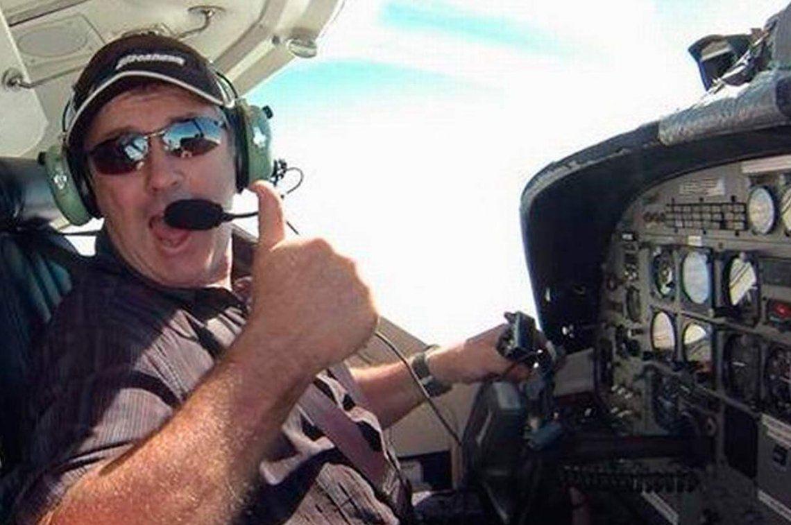 Muerte de Emiliano Sala: se reveló que el piloto de la avioneta no podía volar de noche