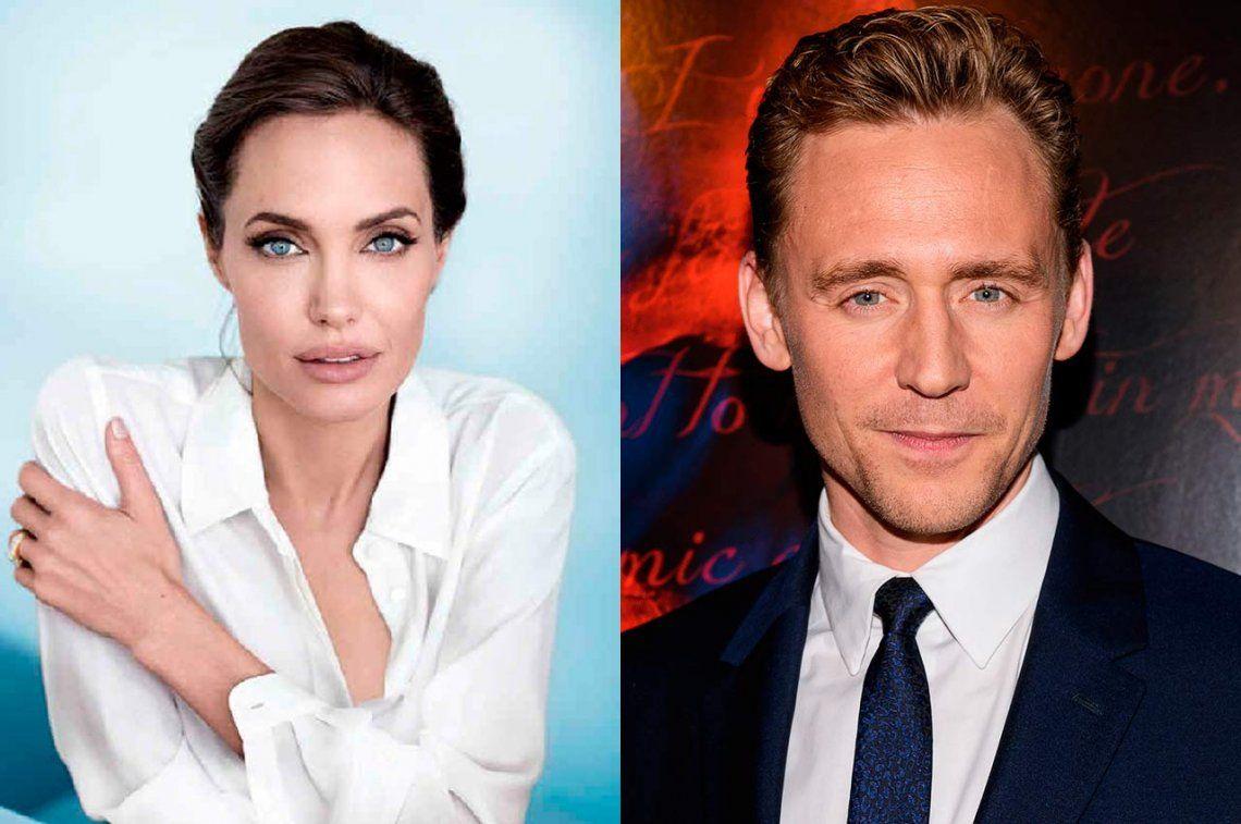 Angelina Jolie estaría saliendo con Tom Hiddleston, el Loki de Avengers