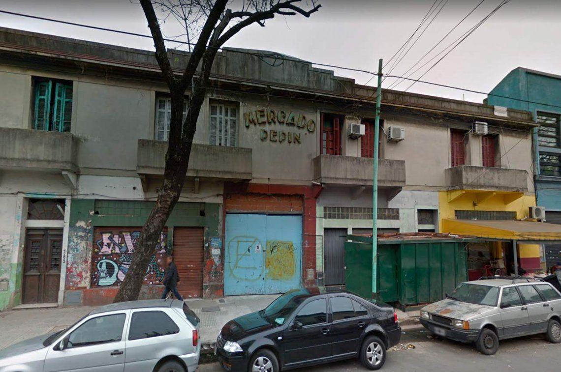 El Mercado Pepín: un símbolo de Barracas