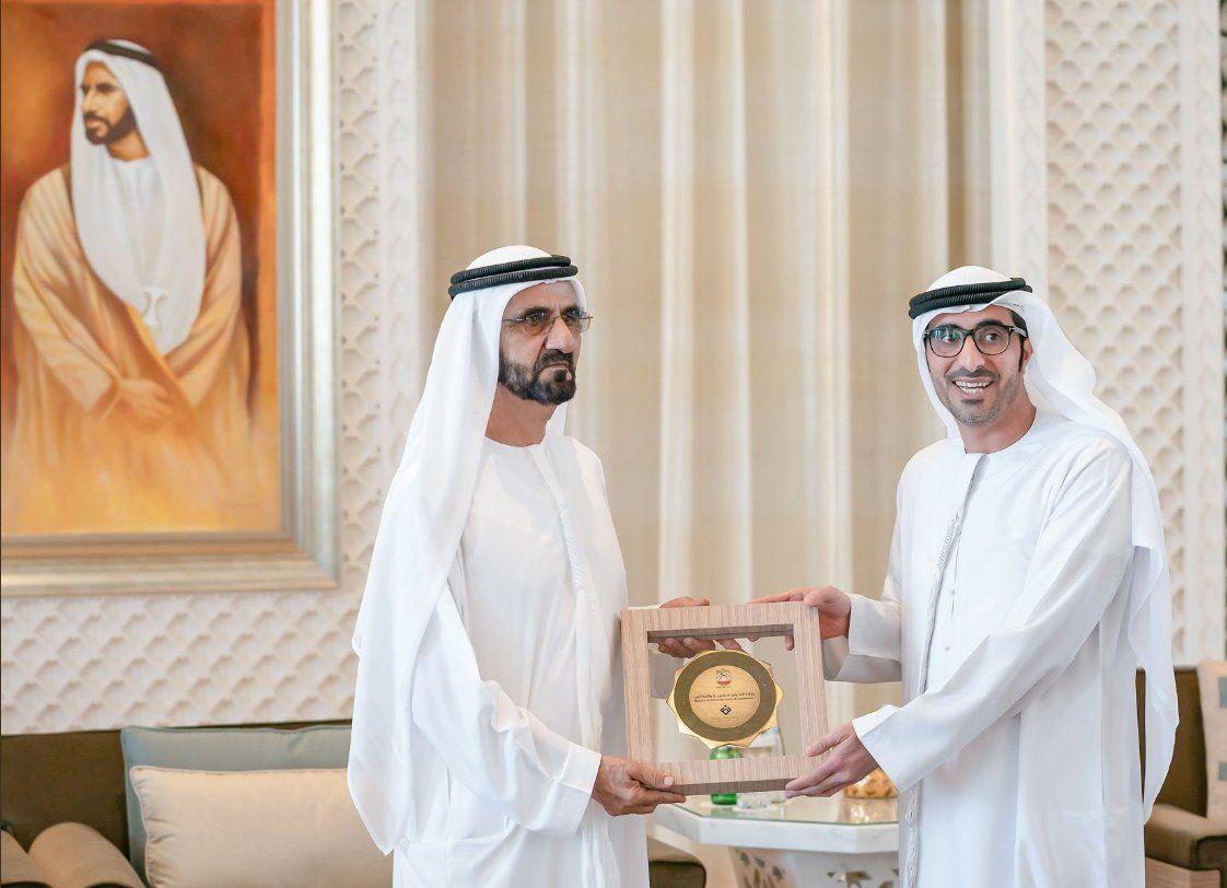 Emiratos Árabes Unidos entregó unos premios de igualdad de género y todos los ganadores fueron hombres