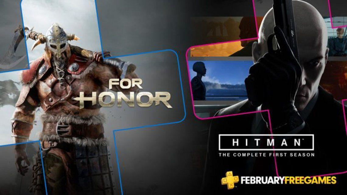 Estos son los juegos gratis de PlayStation Plus de febrero