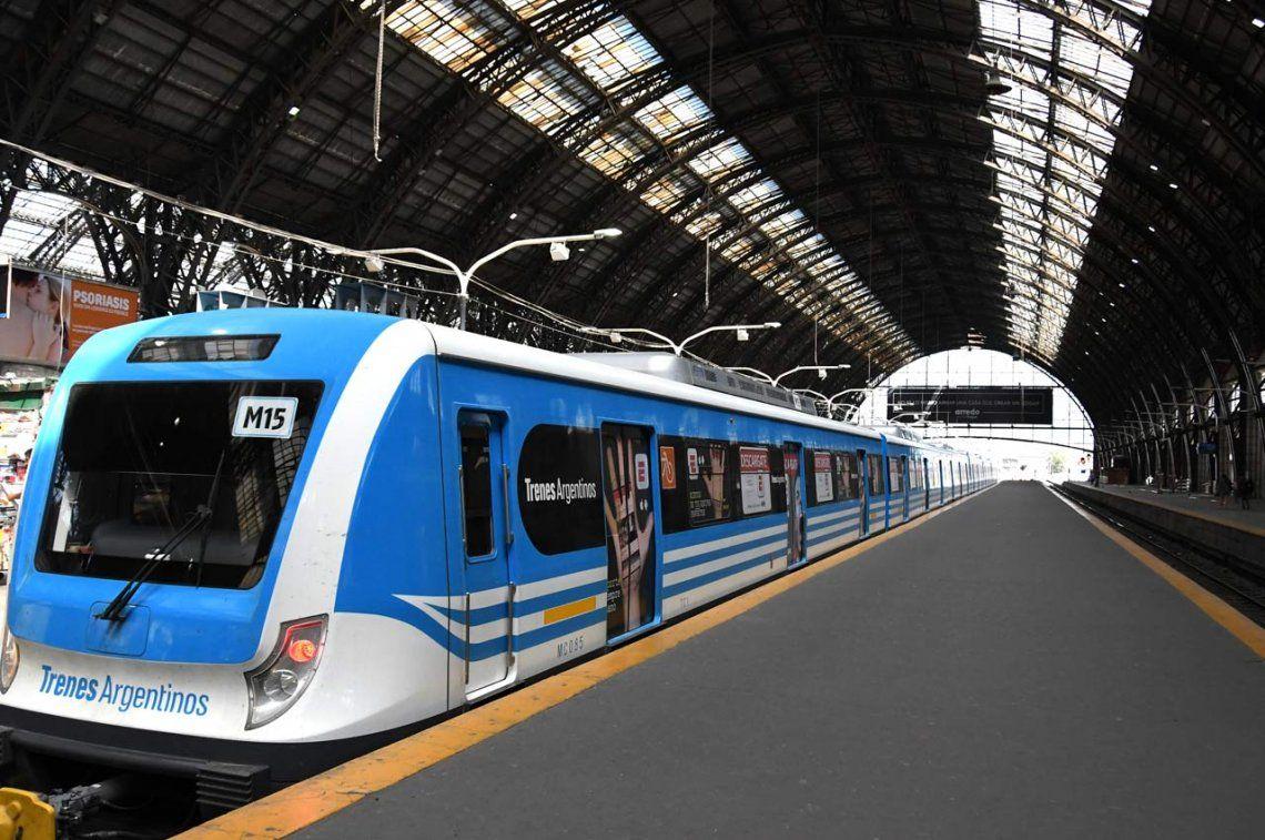 Se normalizó el servicio del Mitre, Sarmiento y Belgrano Norte