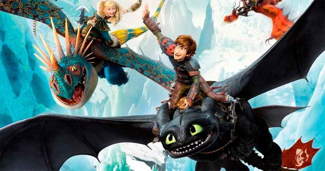 ¿Vas al cine? La crítica de Cómo Entrenar a tu Dragón 3: vamos a Volar, dragón