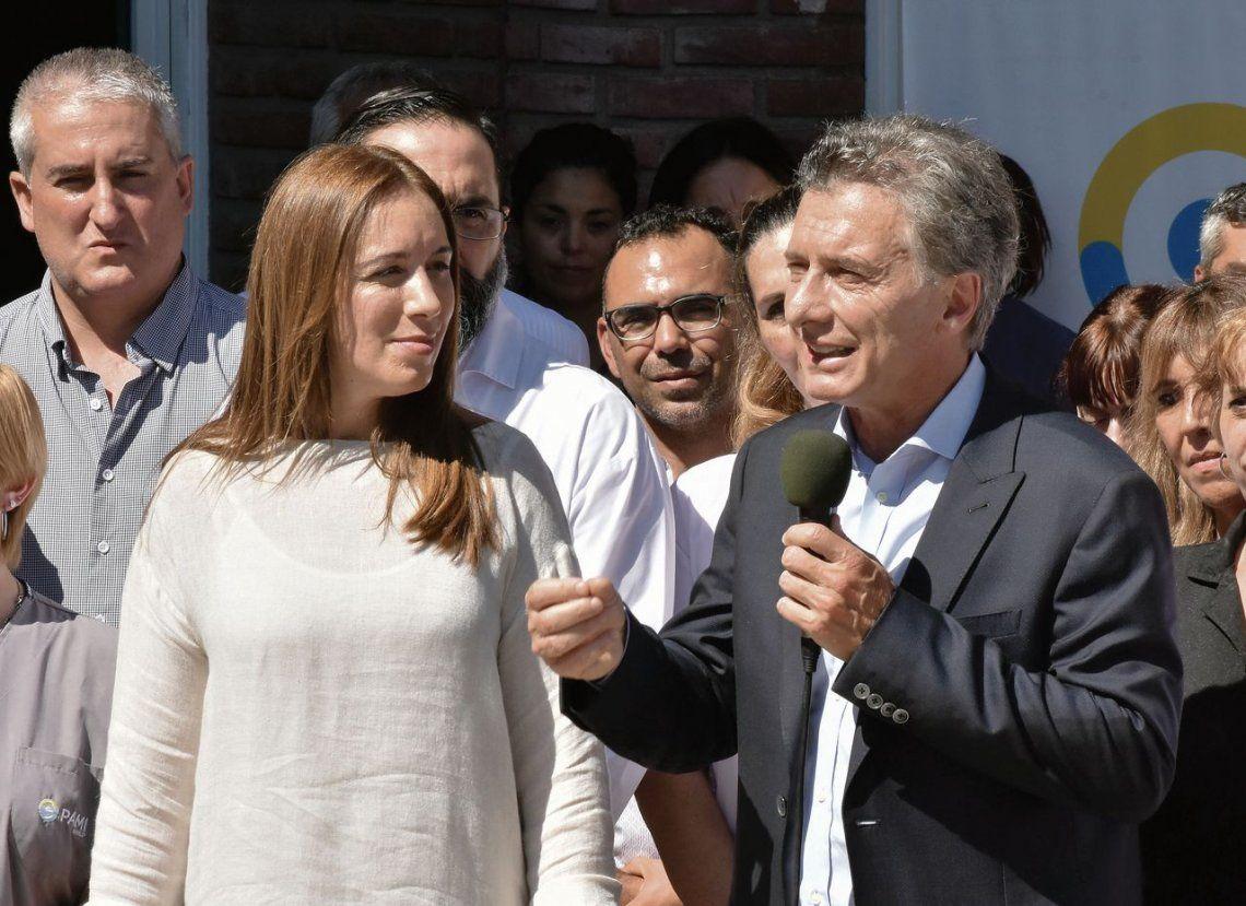 Quilmes: Mauricio Macri y María Eugenia Vidal inauguraron el Metrobus Calchaquí