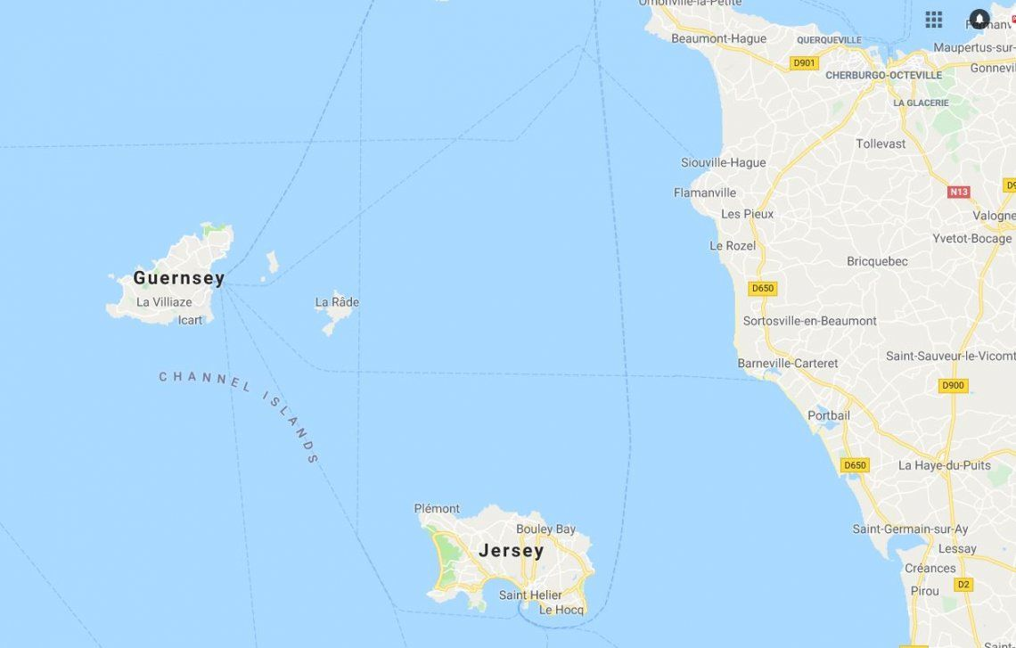 El hallazgo: esta es la zona donde encontraron el avión de Emiliano Sala