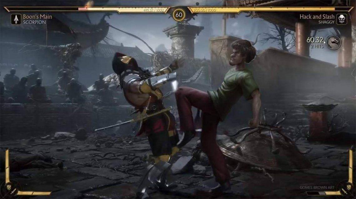 Mortal Kombat 11: la petición para integrar a Shaggy se salió de control